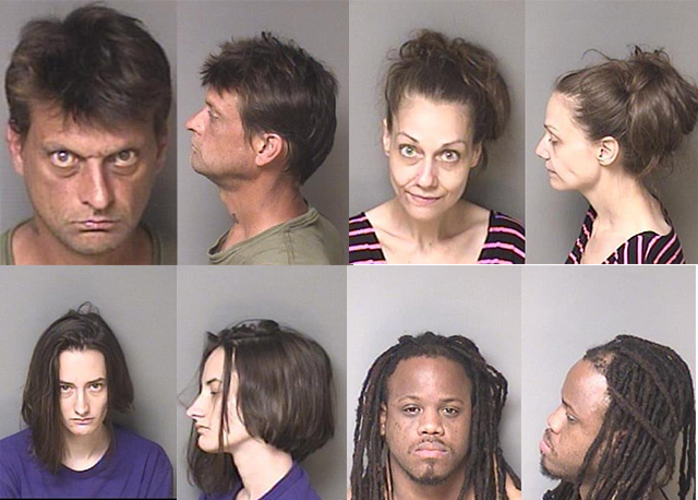 Aa Gaston County Mugshots Cover 6.9.20