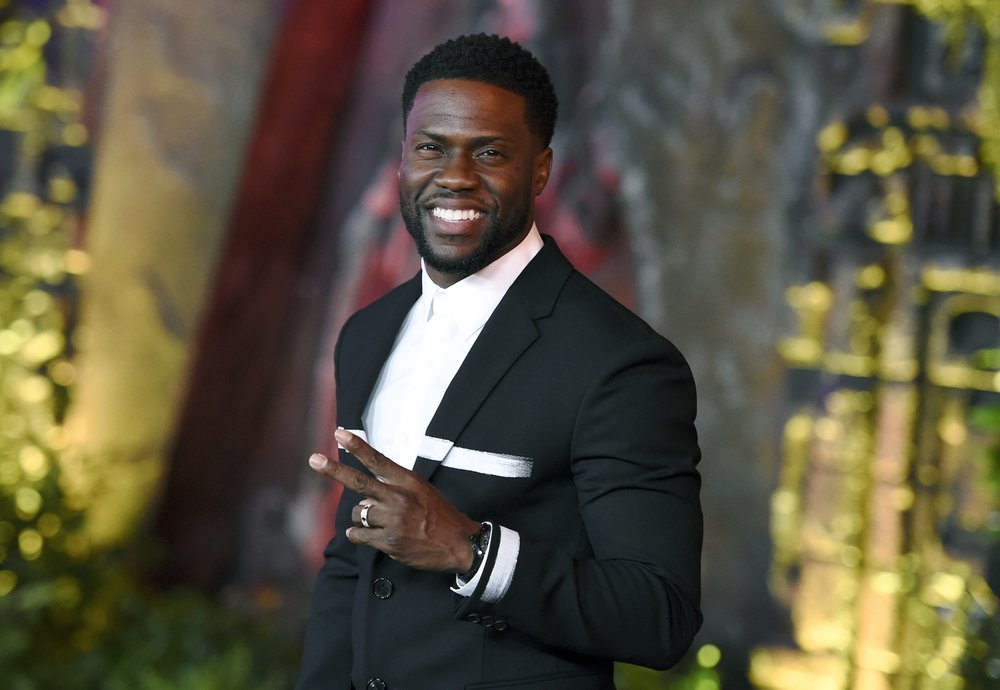 Kevin Hart Turns 41 On July 6th