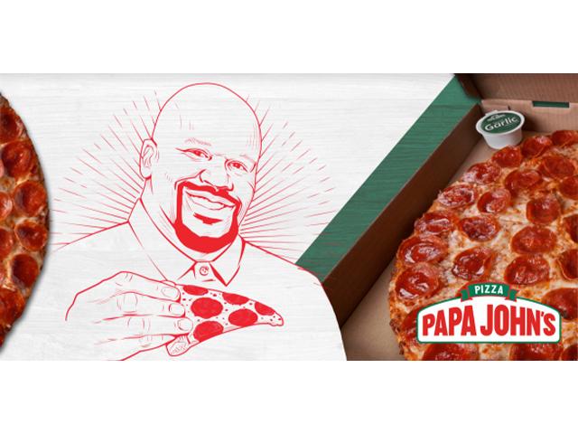 Papa Johns Shaq Pizza 2020 Copy