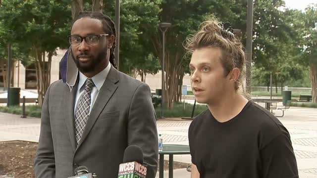 Charlotte Lawyers Working Pro Bono For Arrested Protesters Hold News Conference