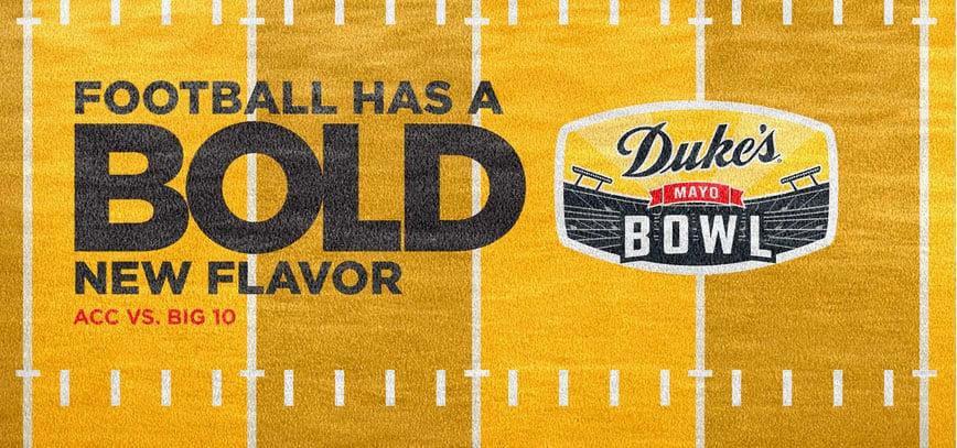Duke's Mayo Bowl