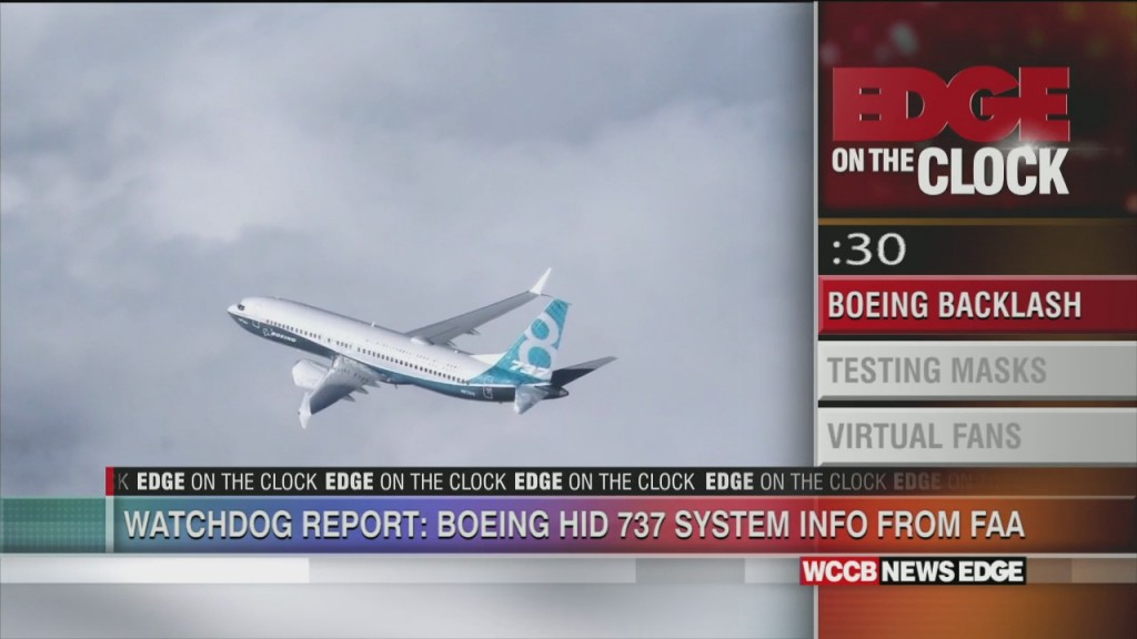 Boeing Hid 737 Issues