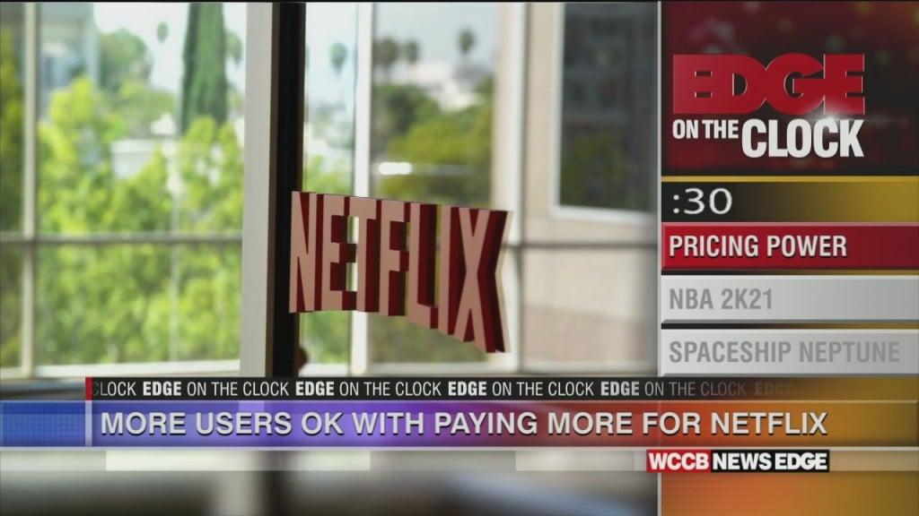 Netflix Pricing Power