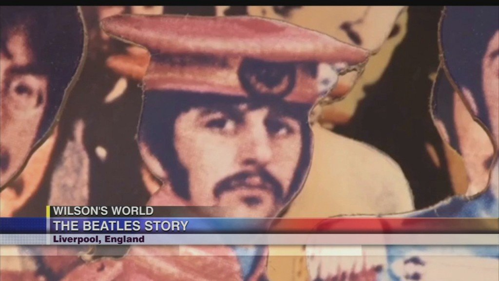 Wilson's World: Celebrating The 80th Birthday Of Former Beatle Ringo Starr With A Virtual Trip To The Beatles Story In Liverpool, England