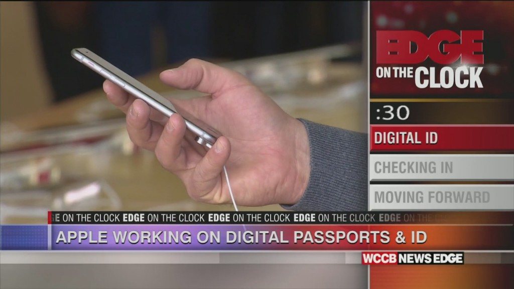 Apple Wants Your Passport To Be Digital