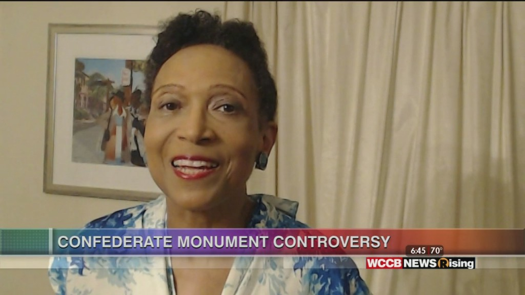 Mary C. Curtis: Confederate Monument Controversy