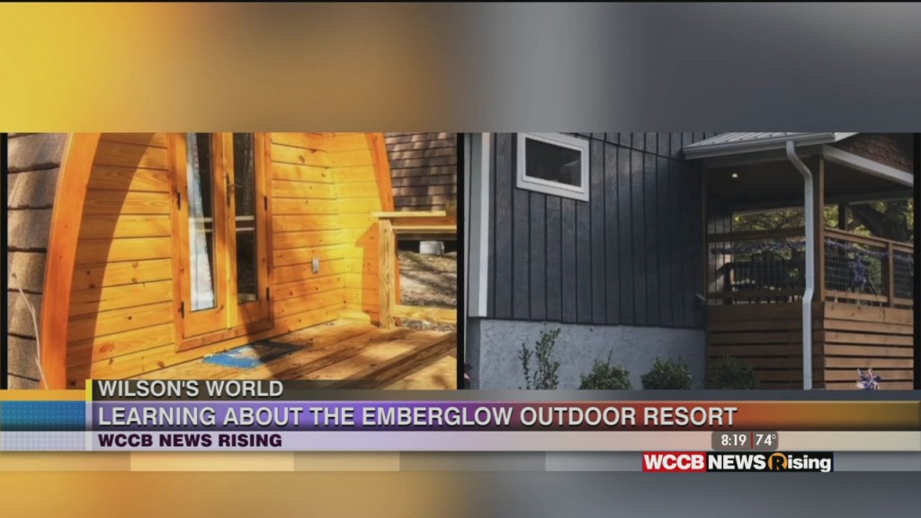 Wilson's World: How To Enjoy A Quick Weekend Away At The Emberglow Outdoor Resort Near Lake Lure