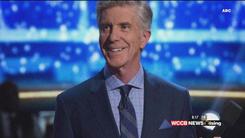 "Hot In Hollywood:tom Bergeron Out As Host Of 'dwts"" And Mythbusters Star Dies At 49"