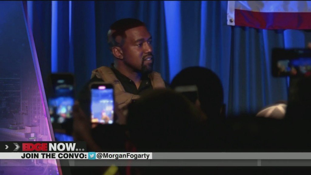 Kanye Fails To Make The Ballot In Sc Hours After His First Rally