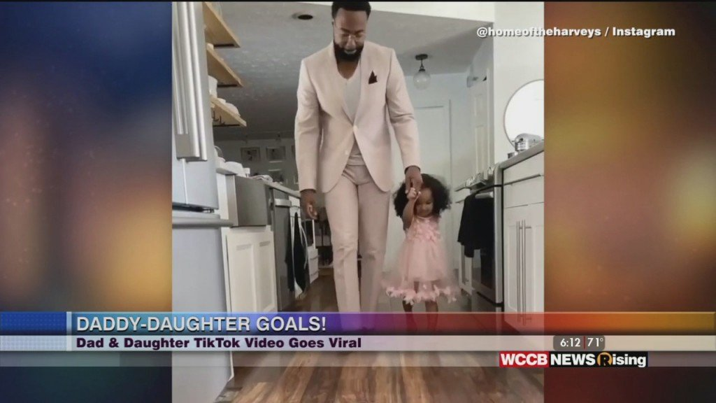 Viral Videos: Father Daughter Duo & Baby's Reaction To Crying