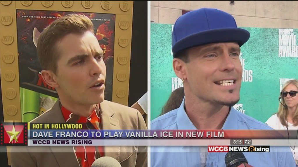 Hot In Hollywood: Dave Franco To Play 'vanilla Ice' And Taylor Swift Drops Surprise Album