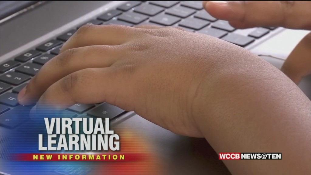 More Than A Third Of Charlotte Mecklenburg Students Are Registered For Full Remote Academy