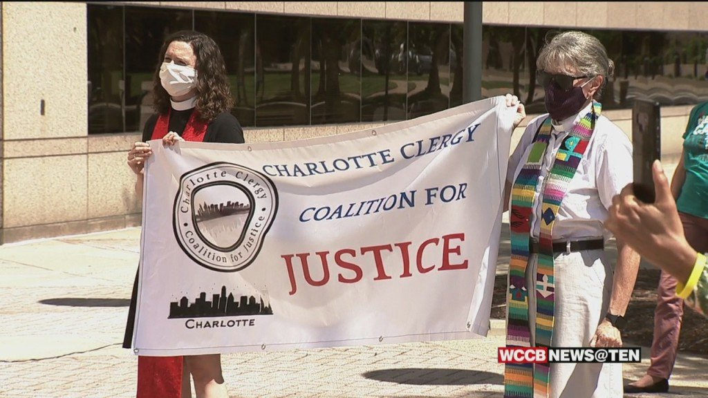 Charlotte Clergy Group Calling For Police Reform