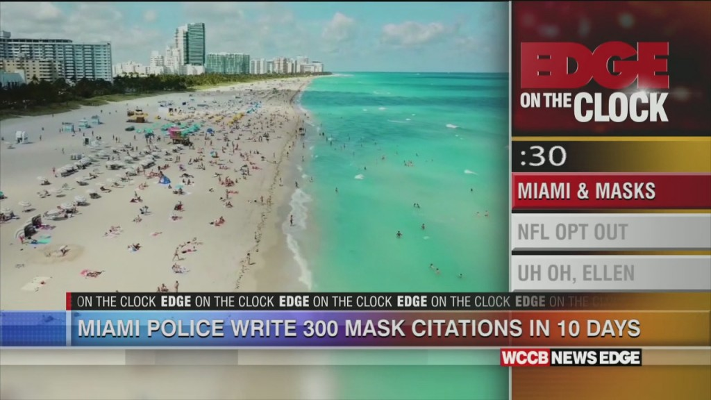 Miami Writes Mask Citations