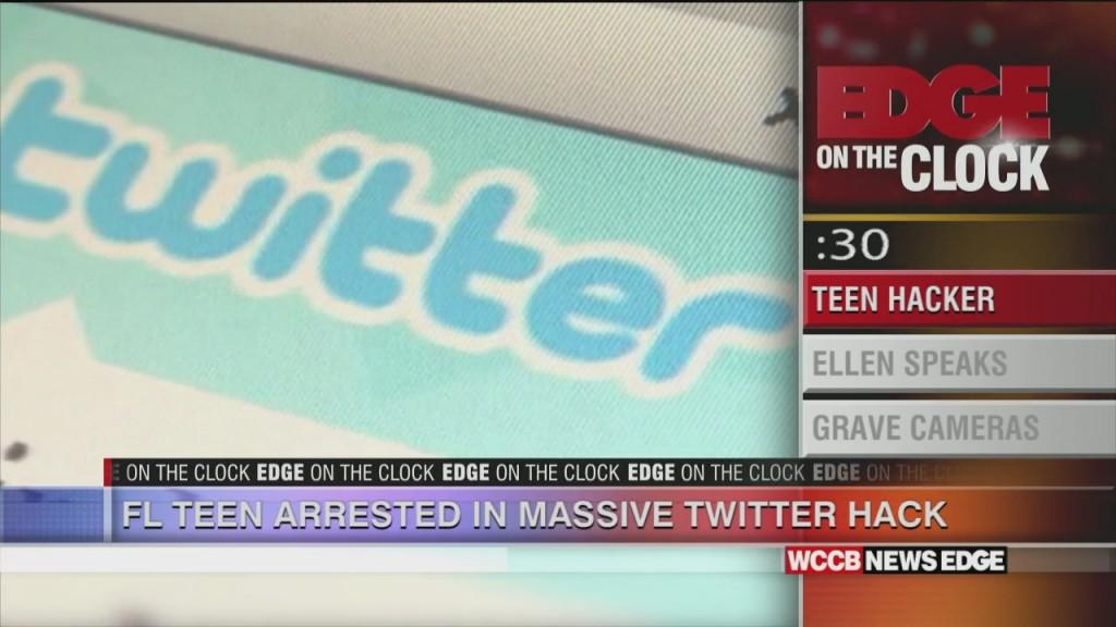 Teen Hacked Twitter