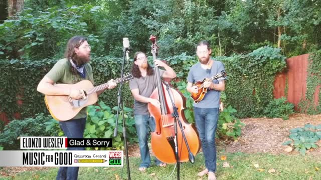 "Music For Good: Elonzo Wesley ""glad & Sorry"""
