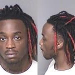 Jaquan Bardge Resisting Officer Assault With A Deadly Weapon