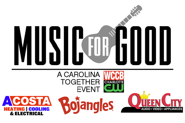 Music For Good + Sponsors Feature Image