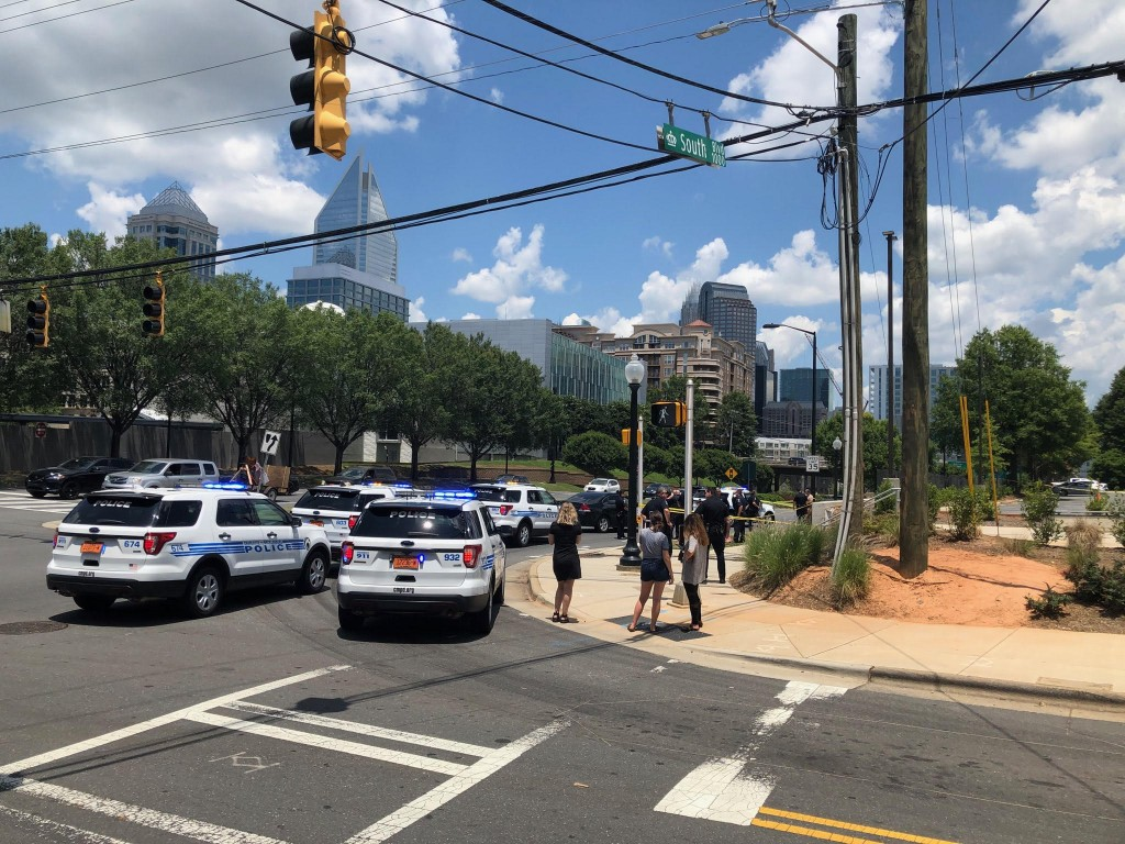 South Blvd Shooting