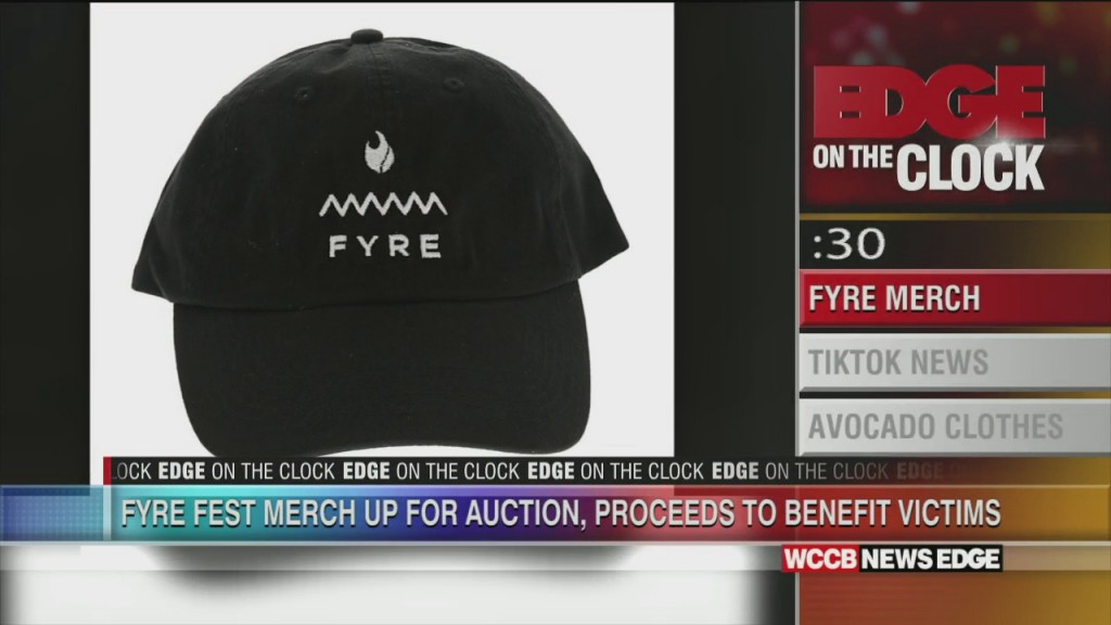 Fyre Fest Merch Up For Auction