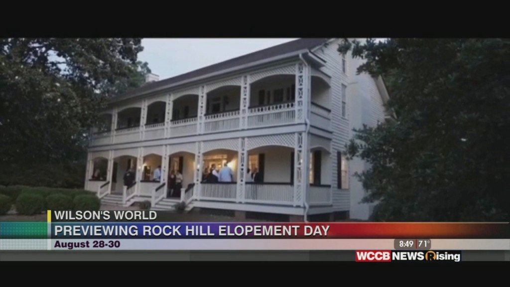 Wilson's World: Learning More About The White Home At Historic Rock Hill