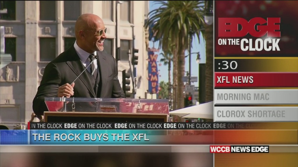The Rock Buys The Xfl