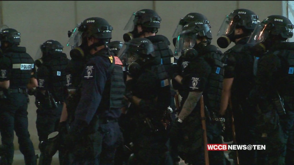 Cmpd Outlines Policy Updates Amid Calls For Police Reform