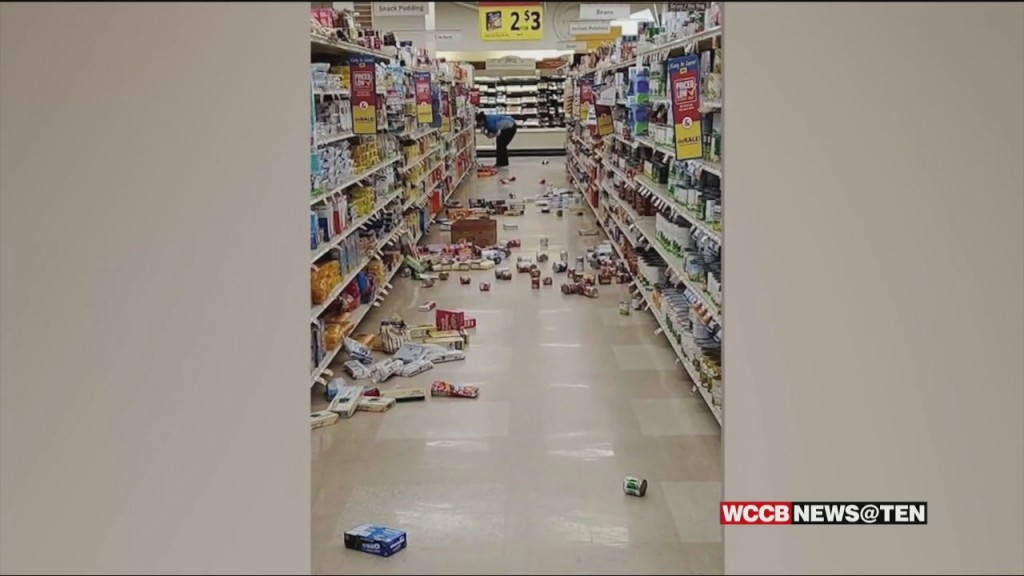 Nc Earthquake