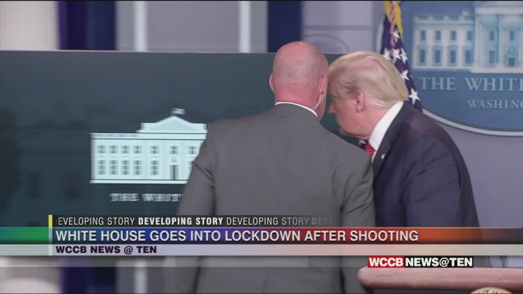 White House Lockdown