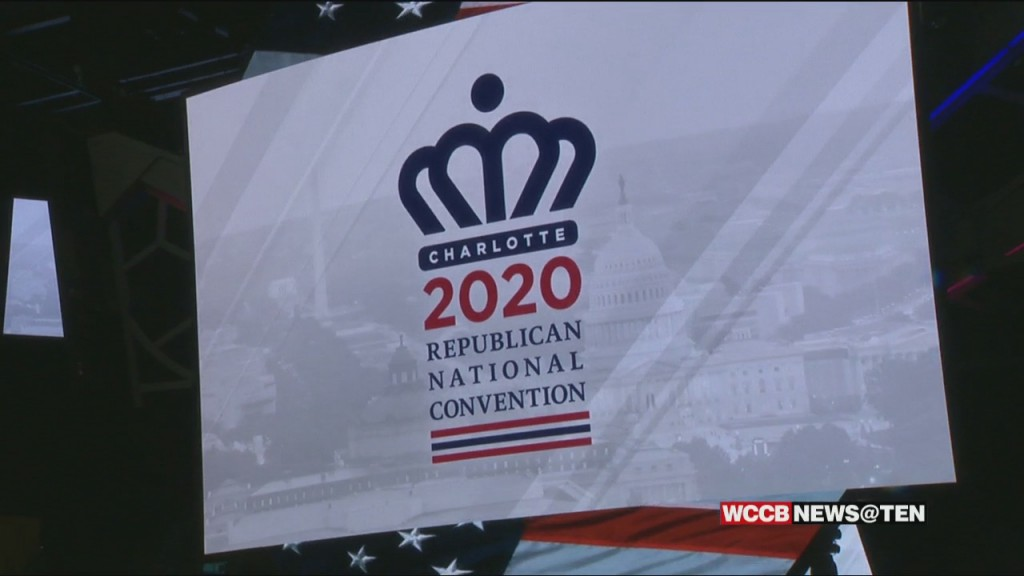 Scaled Back Plans For Rnc In Charlotte Becoming Clearer
