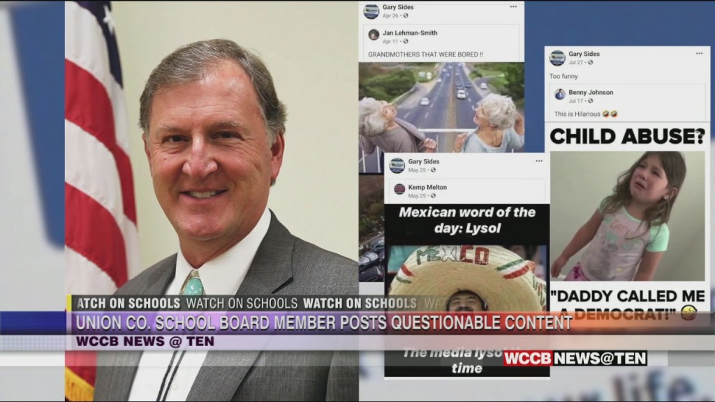 Union Co. School Board Member Posts Questionable Content On Social Media