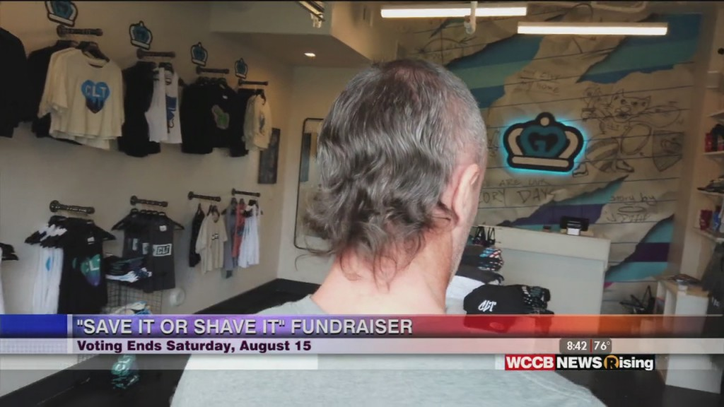 """save It Or Shave It"" Fundraiser Raises Money For Childhood Cancer Research"