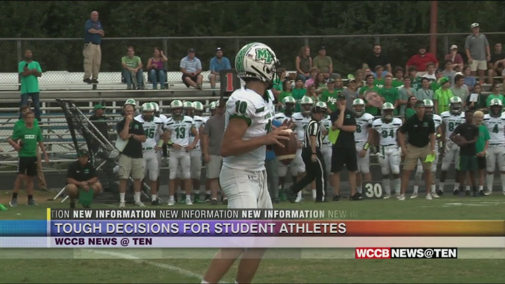 Local High School Athletes React To Fall Sports Delay