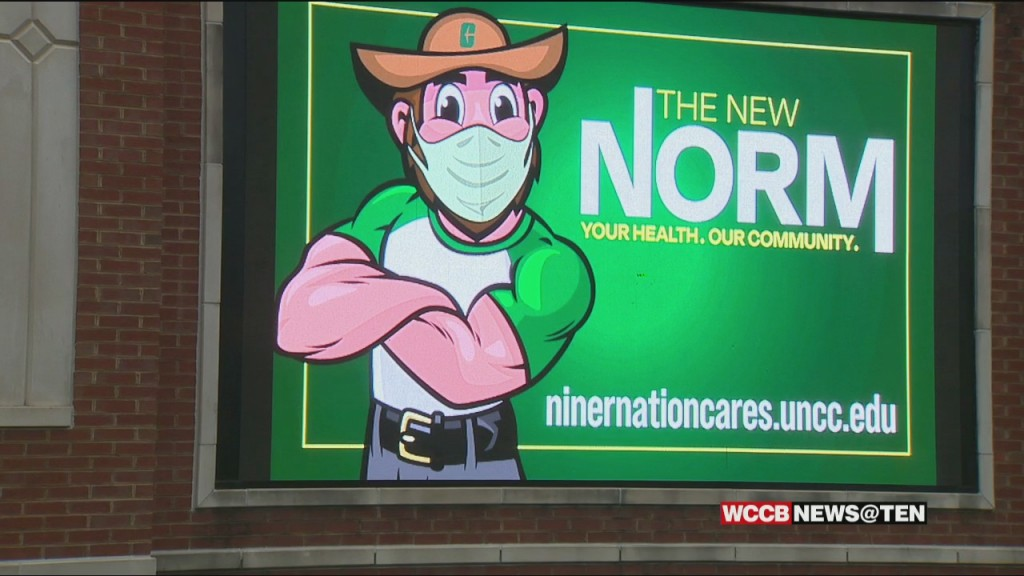 Some Unc Charlotte Students Calling For Remote Learning