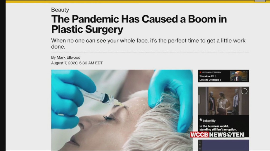 Plastic Surgery Boom During The Pandemic