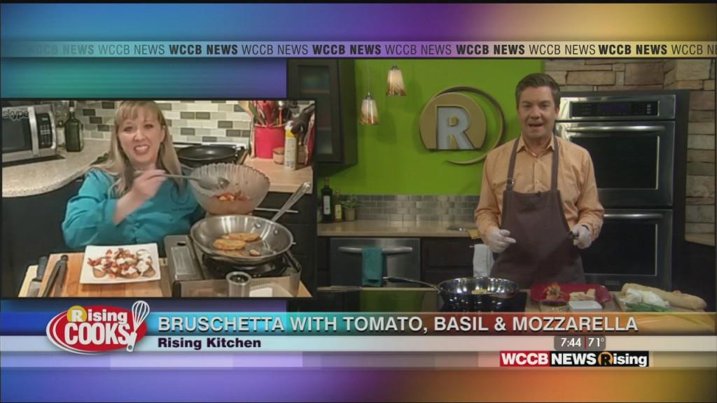 Bruschetta With Chef Mara
