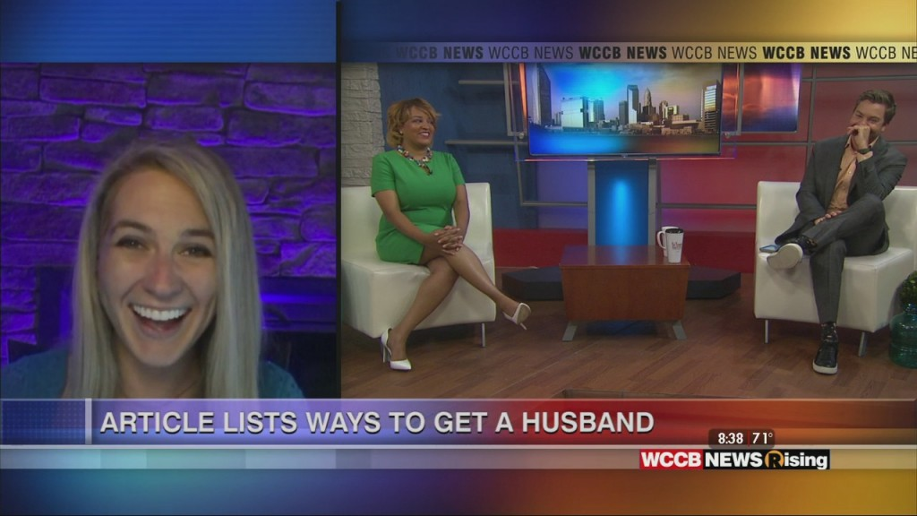 Article Lists Ways To Get A Husband