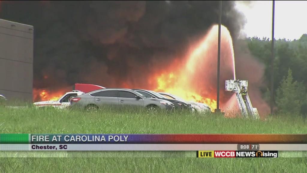 Carolina Poly Fire