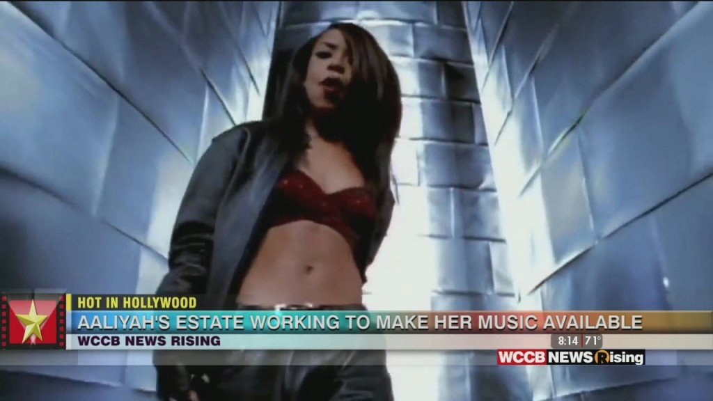 Hot In Hollywood: Aaliyah's Estate Working To Make Her Music Available And New Halsey Live Album