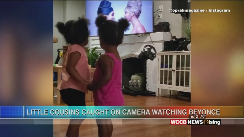 Viral Videos: Little Girls Caught On Camera Watch Beyonce And Lightning Strikes During Wedding Vows
