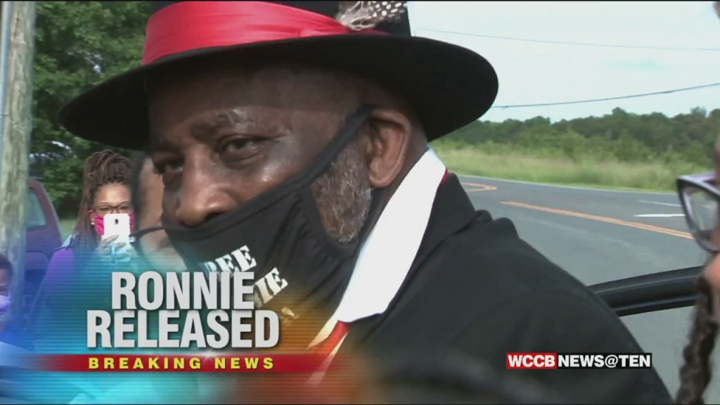 Ronnie Long Set Free After 44 Years In Prison