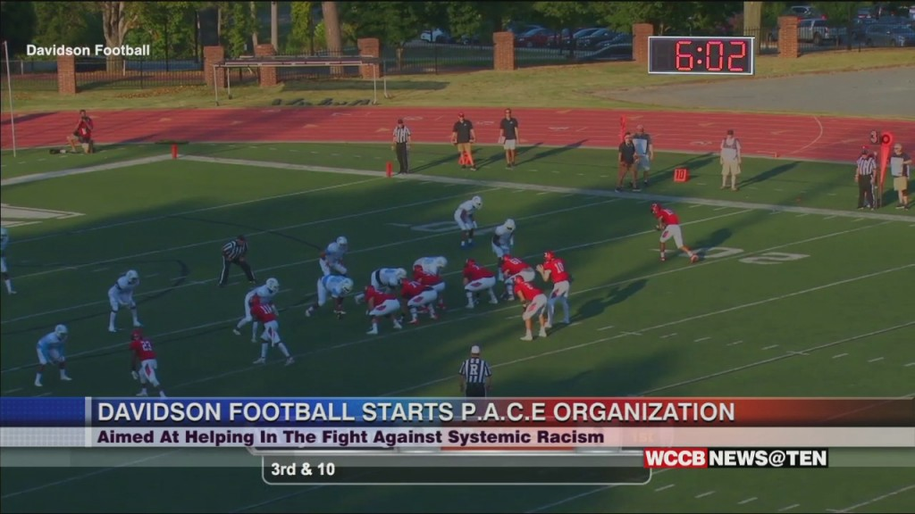 Davidson Football Starts Initiative Aimed To Combat Systemic Racism