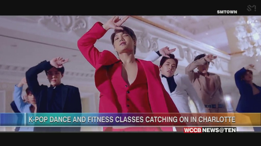 K Pop Dance Popular New Trend At Charlotte Dance & Fitness Studios
