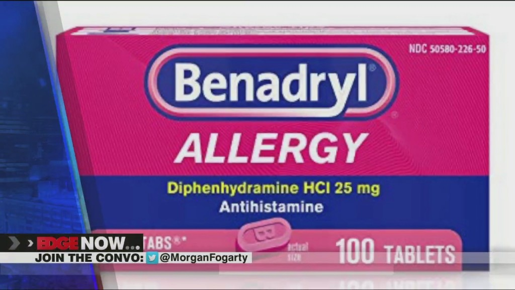 Tiktok Benadryl Challenge Raising Eyebrows And Warnings