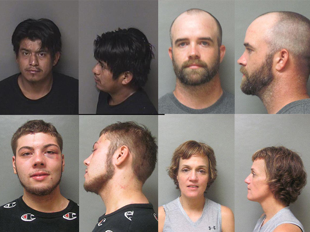 Aa – gaston County Mugshots Cover – 8.2.20