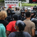 Protesters Monday August 24th 31