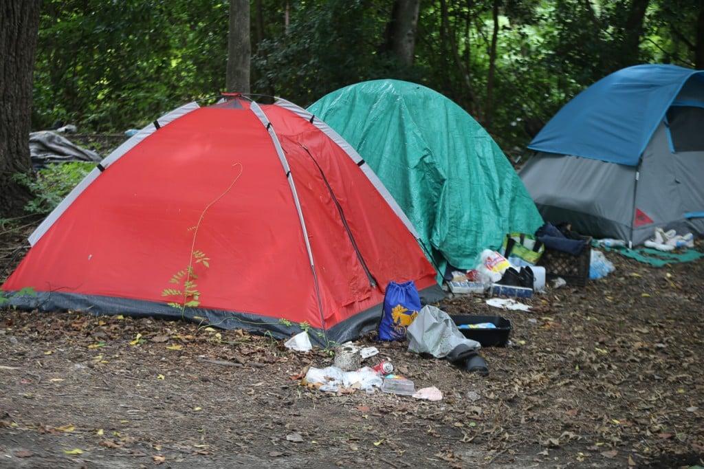 Tent City 25