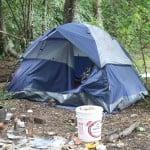 Tent City 35
