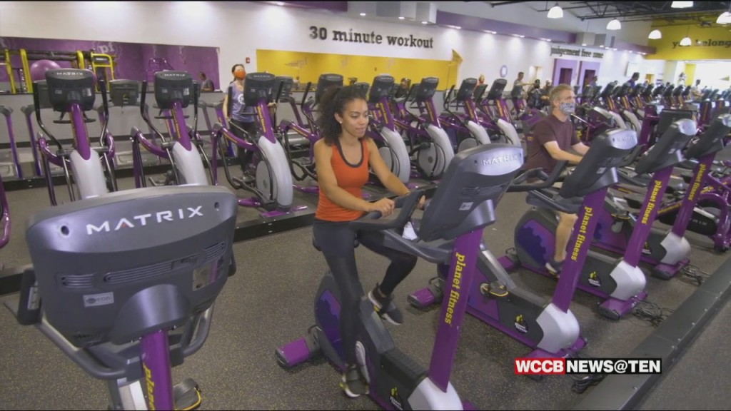 Gyms Looking To Reopen Dispite Governor's Orders