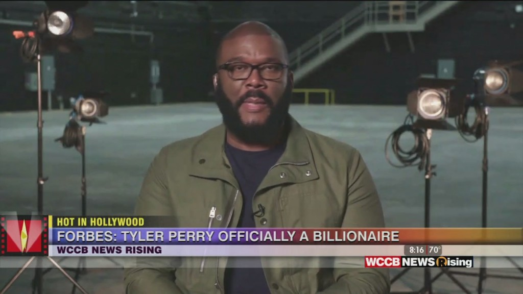Tyler Perry Becomes Billionaire And Cma Nominees Announced